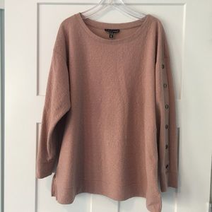 Love and Legend Soft Pink Sweater 3X